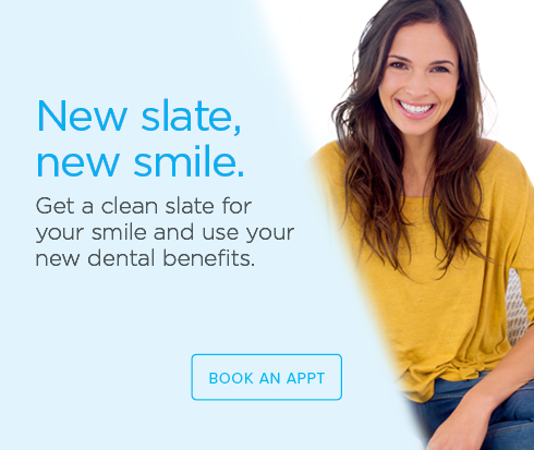 Hiram Dental Group - New Year, New Dental Benefits