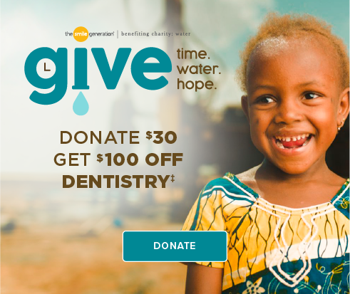 Donate $30, Get $100 Off Dentistry - Hiram Dental Group